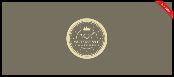 Supreme Watches Logo by Janis Ancitis