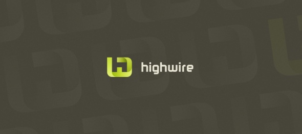 Highwire Logo Design by Janis Ancitis