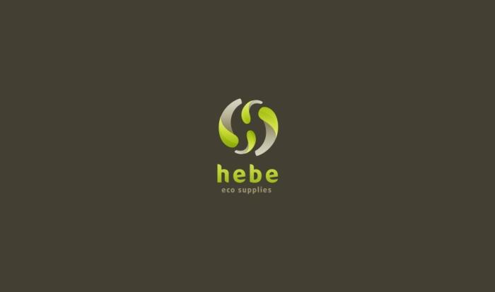 HebeEcoSuppliesLogoDesignAncitis