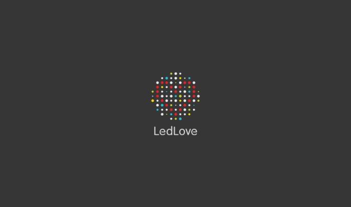 LedLoveLogoDesignAncitis