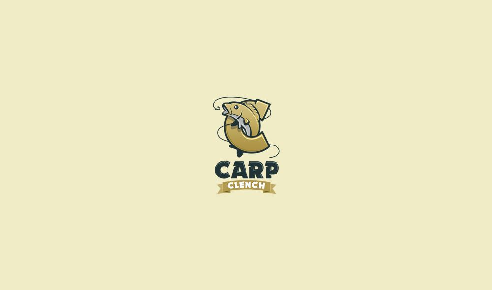 CarpClenchLogoDesignAncitis