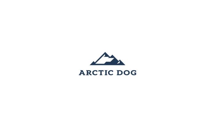 ArcticDogLogoDesignAncitis