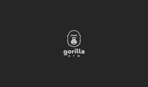 GorillaGymLogoDesignAncitis