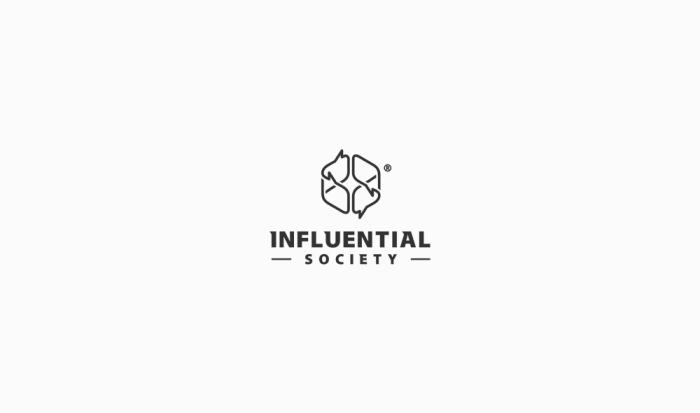 InfluentialSocietyLogoDesignAncitis
