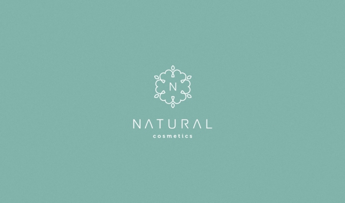Natural Cosmetics Logo Design