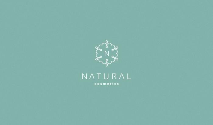 Natural Cosmetics Logo Design