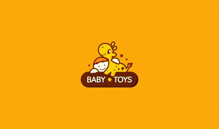Baby Toys Logo Design