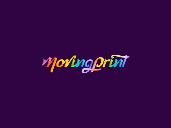 Moving Print
