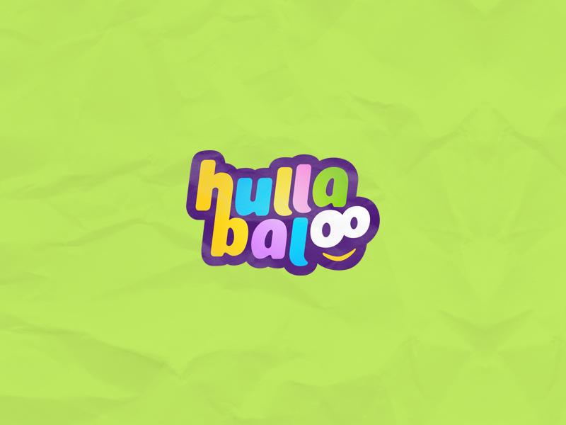 hullabaloo_logo_design