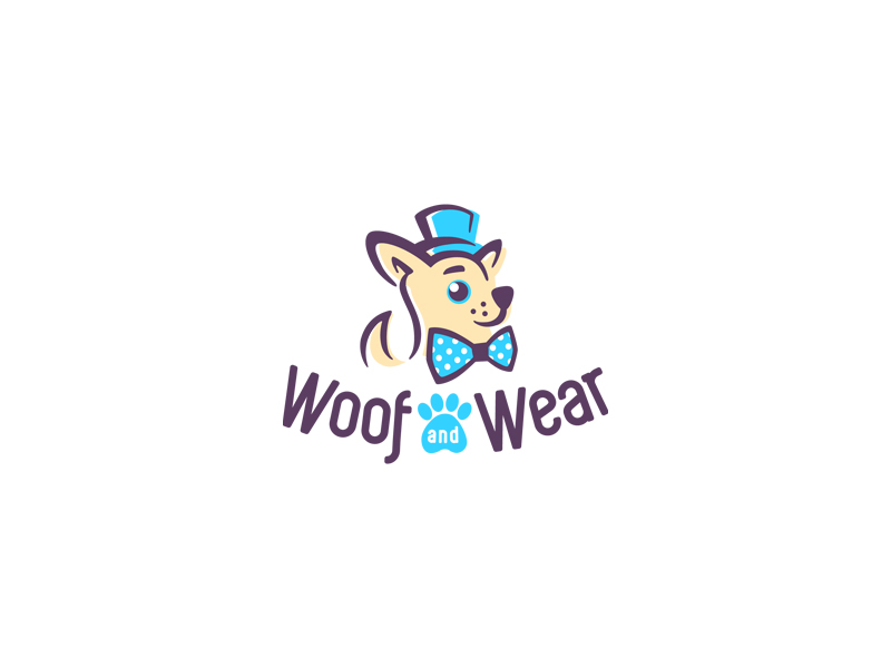 woofandwear_logo_design